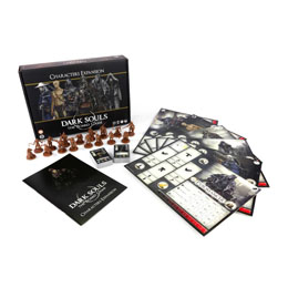 DARK SOULS EXTENSION JEU DE PLATEAU THE BOARD GAME CHARACTERS