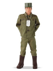 FIGURINE ACTION MAN 50TH ANNIVERSARY ACTION SOLDIER 25 CM