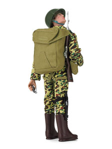Photo du produit FIGURINE ACTION MAN 50TH ANNIVERSARY PARATROOPER 30 CM Photo 2