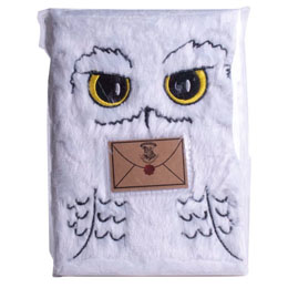 Harry Potter carnet de notes A5 Hedwig