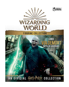 Photo du produit WIZARDING WORLD FIGURINE COLLECTION 1/16 LORD VOLDEMORT 11 CM Photo 1