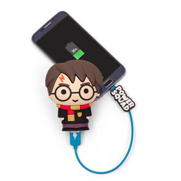CHARGEUR HARRY POTTER POWER BANK POWERSQUAD 2500MAH