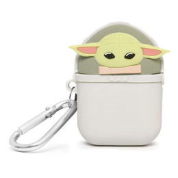 STAR WARS THE MANDALORIAN ÉTUI POUR BOÎTIER AIRPODS POWERSQUAD THE CHILD
