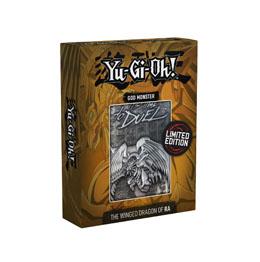 Photo du produit YU-GI-OH! RÉPLIQUE GOD CARD WINGED DRAGON OF RA Photo 1