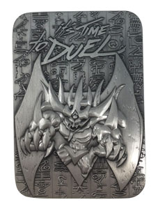 YU-GI-OH! RÉPLIQUE GOD CARD OBELISK THE TORMENTOR