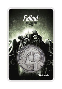 Photo du produit FALLOUT PIÈCE DE COLLECTION VAULT-TEC Photo 1