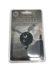 ELDER SCROLLS ONLINE : ELSWEY PIN'S LIMITED EDITION