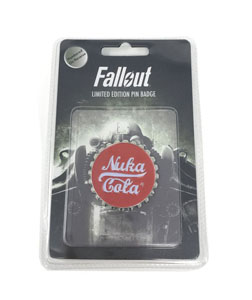 FALLOUT PIN'S LIMITED EDITION