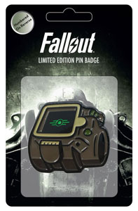 Photo du produit FALLOUT PIN'S VAULT-TEC GLOW IN THE DARK LOGO LIMITED EDITION Photo 2