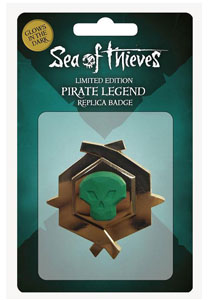 Photo du produit SEA OF THIEVES PIN'S PIRATE LEGEND LIMITED EDITION GLOW IN THE DARK Photo 1