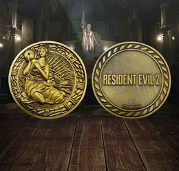 Photo du produit Resident Evil 2 réplique 1/1 Médaillon Maiden Photo 1
