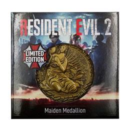Photo du produit Resident Evil 2 réplique 1/1 Médaillon Maiden Photo 2