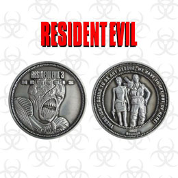 RESIDENT EVIL 3 PIÈCE DE COLLECTION NEMESIS LIMITED EDITION