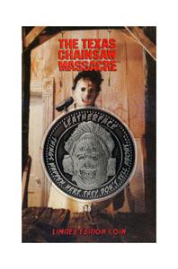 Photo du produit Massacre à la tronçonneuse pièce de collection Leatherface Limited Edition Photo 1