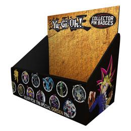 Photo du produit Yu-Gi-Oh! présentoir de 12 badges Photo 2