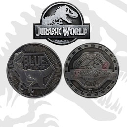 Photo du produit Jurassic World pièce de collection Blue Limited Edition Photo 2