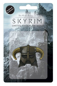 Photo du produit THE ELDER SCROLLS V SKYRIM PIN'S LIMITED EDITION Photo 1