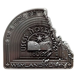 ALIEN PIN'S NOSTROMO LIMITED EDITION