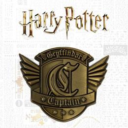 Harry Potter médaillon Gryffindor Captain Limited Edition
