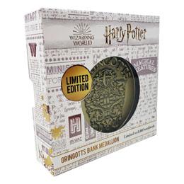 Photo du produit Harry Potter médaillon Gringotts Crest Limited Edition Photo 1