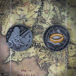 Le Seigneur des Anneaux pièce de collection Gollum Limited Edition