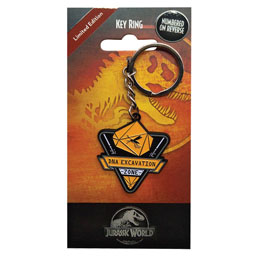 Photo du produit JURASSIC WORLD PORTE-CLÉS MÉTAL LIMITED EDITION Photo 1