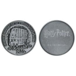 Photo du produit Harry Potter médaillon Knight Bus Limited Edition Photo 2