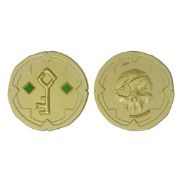 Sea of Thieves réplique Gold Hoarder Coin Limited Edition