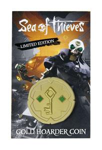 Photo du produit Sea of Thieves réplique Gold Hoarder Coin Limited Edition Photo 2