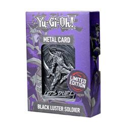 Photo du produit Yu-Gi-Oh! réplique Card Black Luster Soldier Limited Edition Photo 2