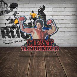 Photo du produit Rocky pin's Meat Tenderizer Limited Edition Photo 1