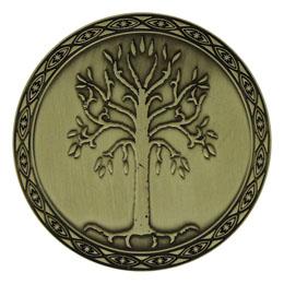 Le Seigneur des Anneaux médaillon Gondor Limited Edition