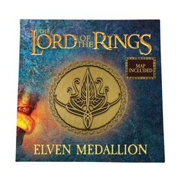 Photo du produit Le Seigneur des Anneaux médaillon Elven Limited Edition Photo 2