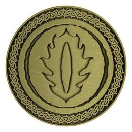 Le Seigneur des Anneaux médaillon Mordor Limited Edition