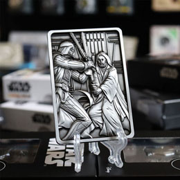 Star Wars Lingot Iconic Scene Collection We Meet Again Limited Edition