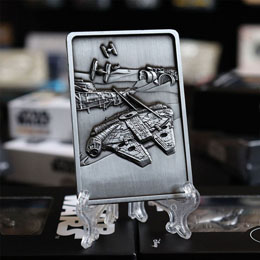 Star Wars Lingot Iconic Scene Collection The Millenium Falcon Limited Edition