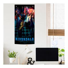 Photo du produit Bannière murale Riverdale Photo 1