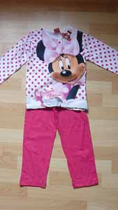 Pyjama Disney Minnie