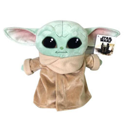 STAR WARS THE MANDALORIAN PELUCHE THE CHILD 25 CM