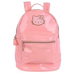 SAC A DOS HELLO KITTY PINK 33CM