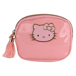 PORTE MONNAIE HELLO KITTY PINK