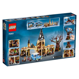 Photo du produit LEGO HARRY POTTER - LE SAULE COGNEUR DU CHÂTEAU DE POUDLARD Photo 1