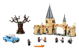 Photo du produit LEGO HARRY POTTER - LE SAULE COGNEUR DU CHÂTEAU DE POUDLARD Photo 2