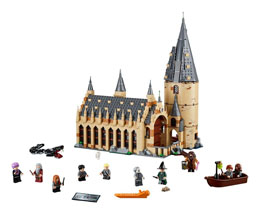 Photo du produit LEGO HARRY POTTER - LA GRANDE SALLE DU CHÂTEAU DE POUDLARD Photo 2