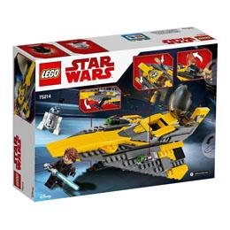 Photo du produit LEGO STAR WARS - ANAKIN'S JEDI STARFIGHTER Photo 1