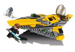 Photo du produit LEGO STAR WARS - ANAKIN'S JEDI STARFIGHTER Photo 2
