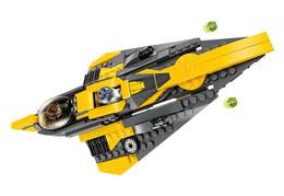 Photo du produit LEGO STAR WARS - ANAKIN'S JEDI STARFIGHTER Photo 3