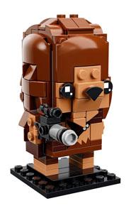 LEGO BRICKHEADZ STAR WARS SOLO - CHEWBACCA