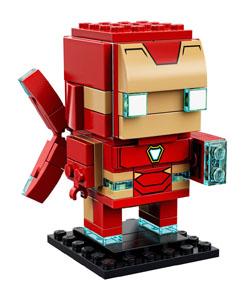 LEGO BRICKHEADZ AVENGERS: INFINITY WAR - IRON MAN MK50