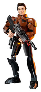 Photo du produit LEGO STAR WARS SOLO FIGURINE HAN SOLO 24 CM Photo 2